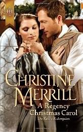 regency christimas carol